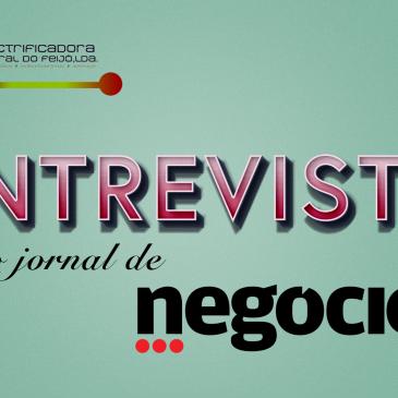 Electrificadora Central do Feijó: Reconhecimento no Jornal de Negócios